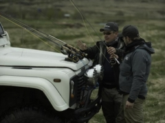 Brown trout fishing in iceland,