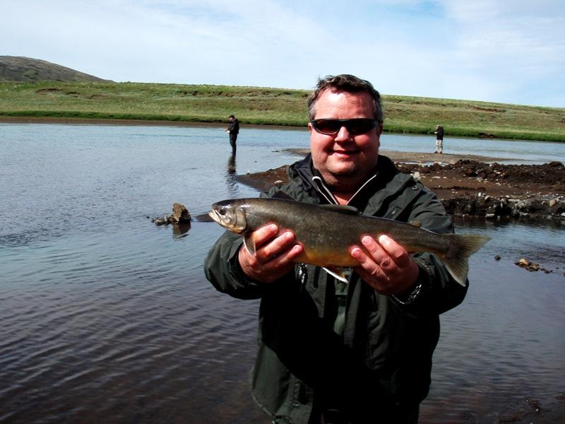 River Bruara-Arctic Char