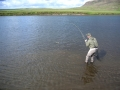 bruara-Fishing in Iceland, River Bruara
