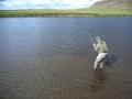 bruara-Fishing in Iceland, River Bruara