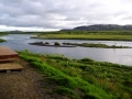 Fishing in Iceland, River Bruara