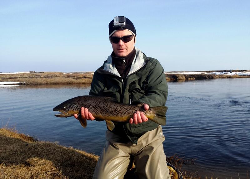 rver-litlaa, torut,fishign,Iceland