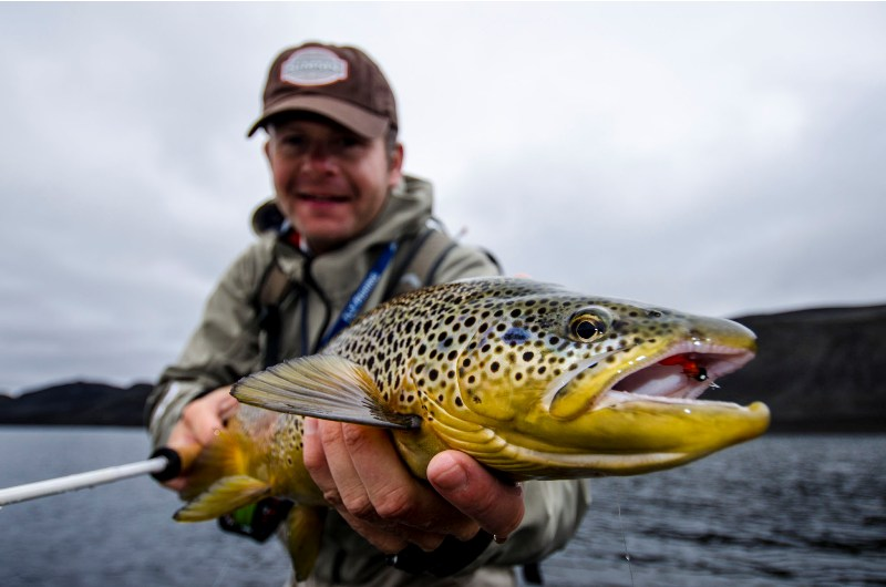 tindavatn,Iceland,trout,fly fishing