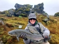 Shane-ONeil-with-his-trophy-Sea-trout-in-Iceland