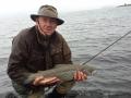 trout from Lake Thingvellir