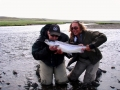 April Vokey, Miðfjarðará, salmon, fishing,Iceland