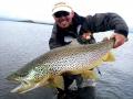 Lake Thingvellir 89cm monster-trout