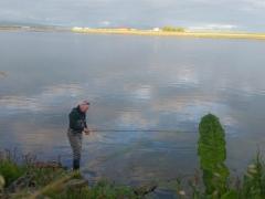 West Ranga salmon fishing
