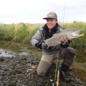 River Varmá  is a fantastic to fish for Sea Trout and Brown trout in Iceland.  The River Varmá is small and relatively easy to fish with a lot of great fishing spots.  Varma has a good combo of spices such as Sea Trout, Brow Trout