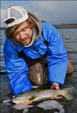 Highlands,trout, Iceland. fishing, Fly fishing