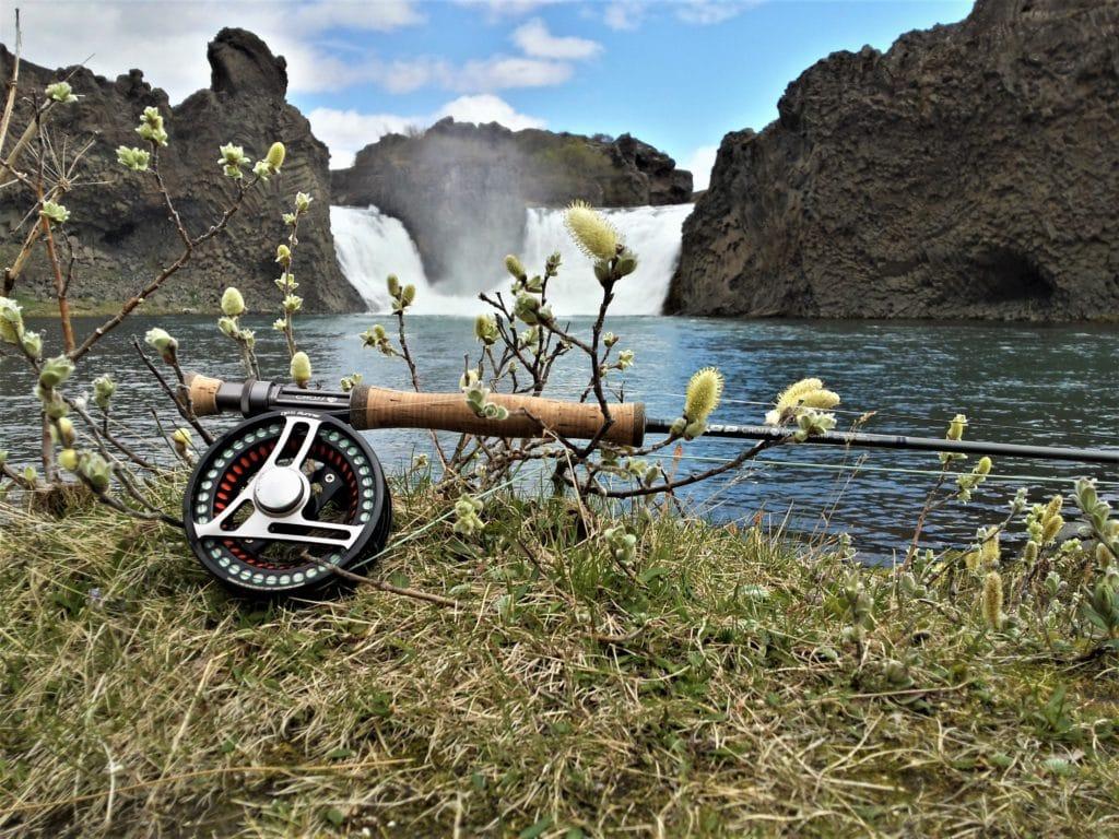 River Fossá, salmon,Iceland, fishing,Fly fishing,Angling