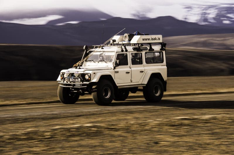 Iceland, trout fishing, highlands